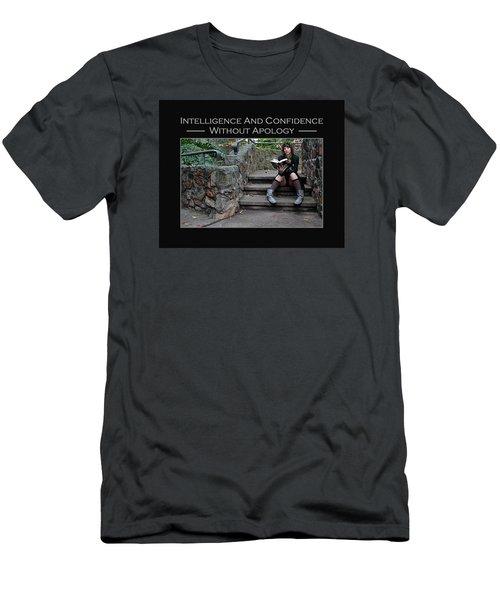 Kellie Peach 12-246 Men's T-Shirt (Slim Fit) by David Miller