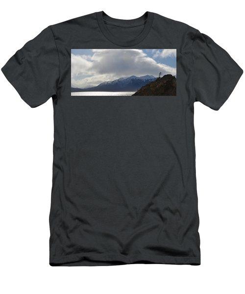 Kenai Peninsula Men's T-Shirt (Athletic Fit)