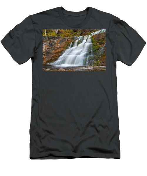 Kent Falls Men's T-Shirt (Athletic Fit)