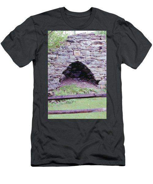 Kent Furnace Men's T-Shirt (Athletic Fit)