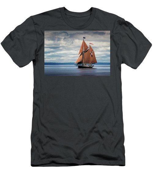 Ketch Angelique Men's T-Shirt (Athletic Fit)