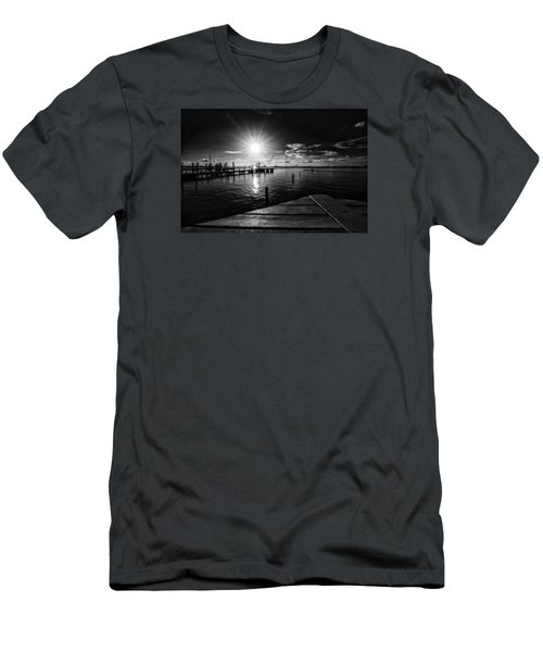 Key Largo Men's T-Shirt (Slim Fit) by Kevin Cable