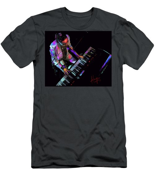 Keys From Above Men's T-Shirt (Athletic Fit)