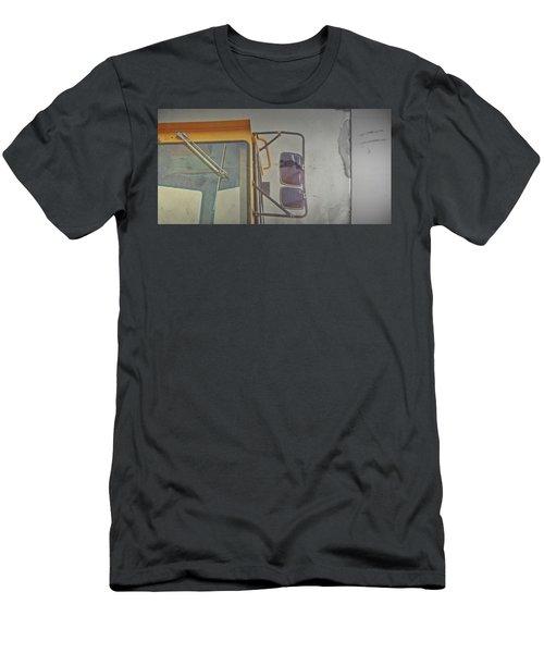 Kick Men's T-Shirt (Athletic Fit)