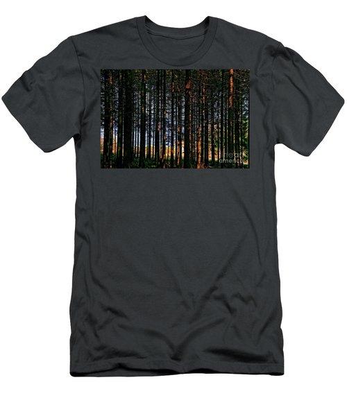 Kielder Forest And Kielder Water Men's T-Shirt (Athletic Fit)
