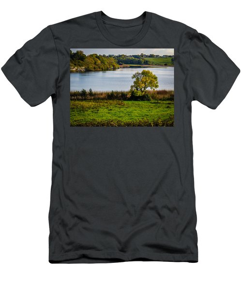 Killone Lake In County Clare, Ireland Men's T-Shirt (Athletic Fit)