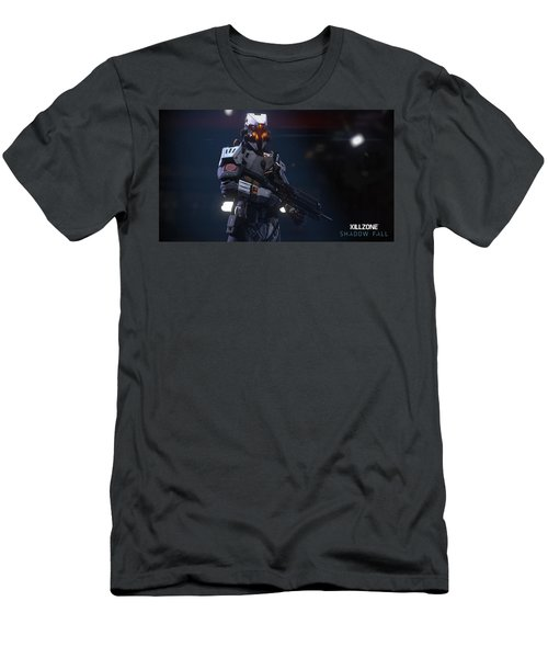 Killzone Shadow Fall Men's T-Shirt (Athletic Fit)