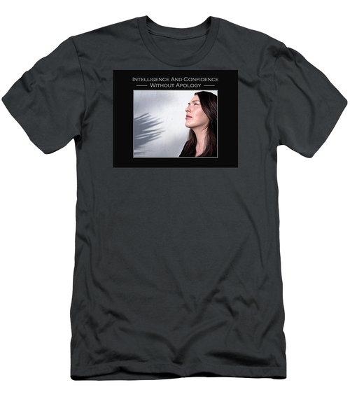 Kimani 1-1-89 Men's T-Shirt (Slim Fit) by David Miller