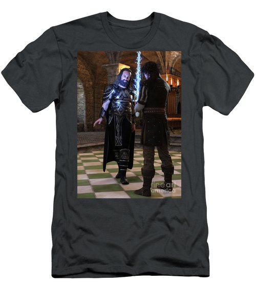 King Edward Men's T-Shirt (Athletic Fit)