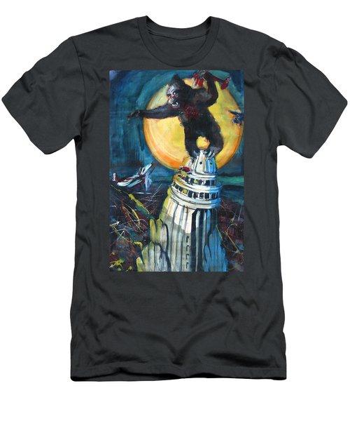 King Kong Men's T-Shirt (Athletic Fit)