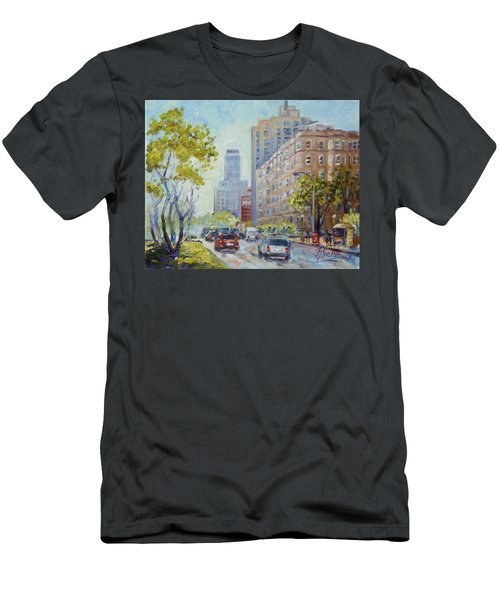 Kingshighway Blvd - Saint Louis Men's T-Shirt (Athletic Fit)