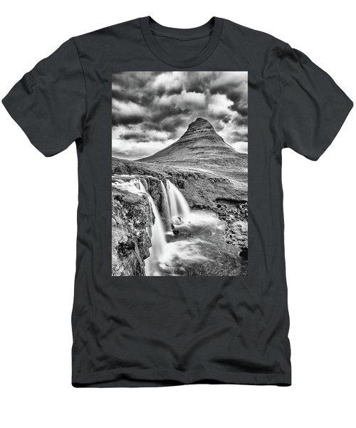 Kirkjufell Men's T-Shirt (Athletic Fit)