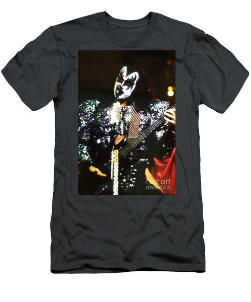 Kiss Gene Men's T-Shirt (Athletic Fit)