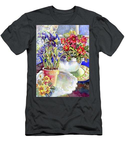 Kitchen Primrose I Men's T-Shirt (Athletic Fit)
