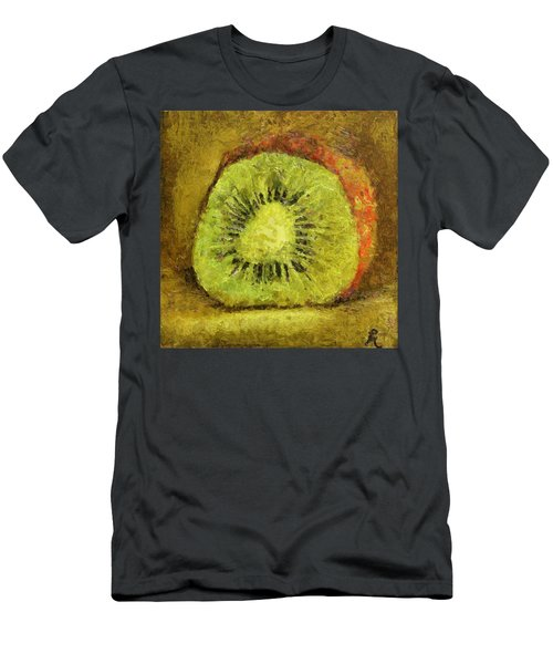 Kiwifruit Men's T-Shirt (Athletic Fit)
