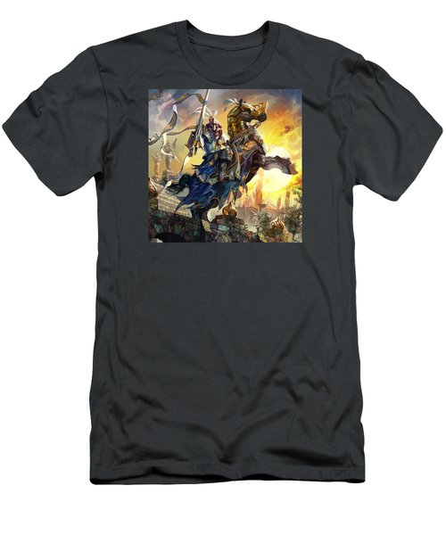 Knight Of New Benalia Men's T-Shirt (Athletic Fit)
