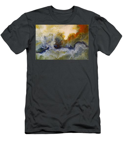 Knowing Men's T-Shirt (Slim Fit) by Theresa Marie Johnson