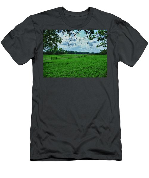 Knox Farm 1786 Men's T-Shirt (Athletic Fit)