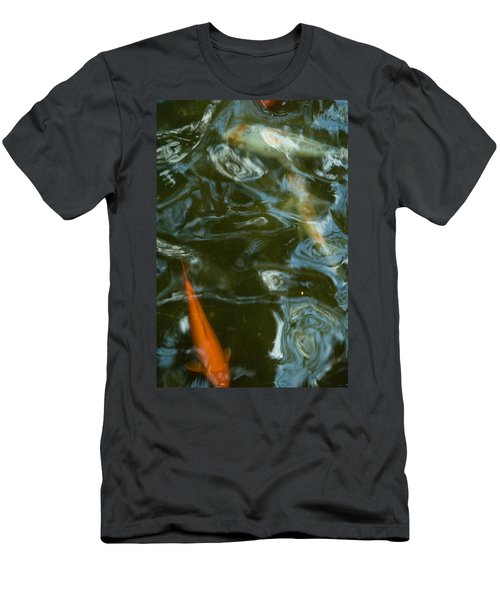 Koi II Men's T-Shirt (Athletic Fit)