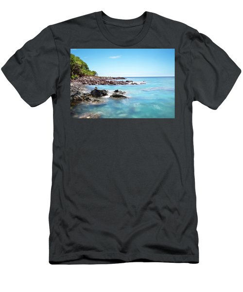 Kona Hawaii Reef Men's T-Shirt (Athletic Fit)