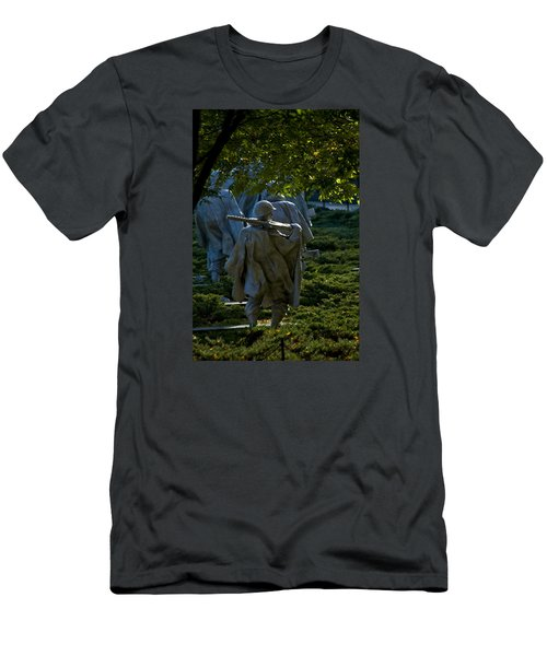 Korean War Memorial Men's T-Shirt (Athletic Fit)