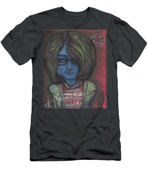 Kurt Cobalien Men's T-Shirt (Athletic Fit)