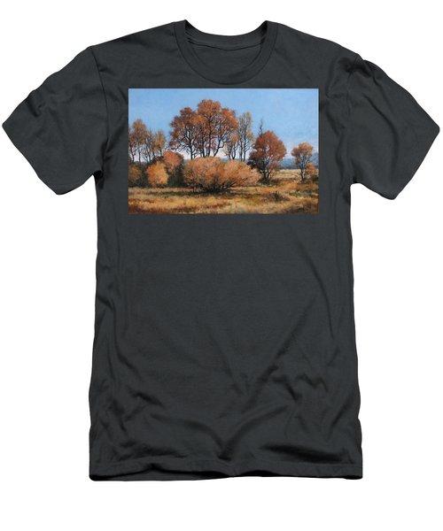 La Center Bottoms Men's T-Shirt (Athletic Fit)