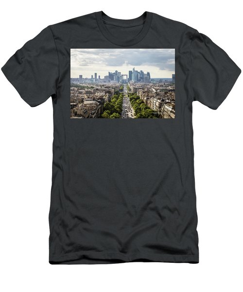 La Defense Paris Men's T-Shirt (Athletic Fit)