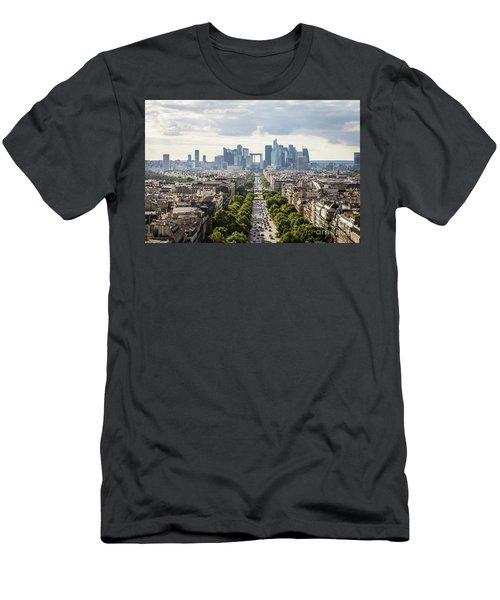 La Defense Paris Men's T-Shirt (Athletic Fit)