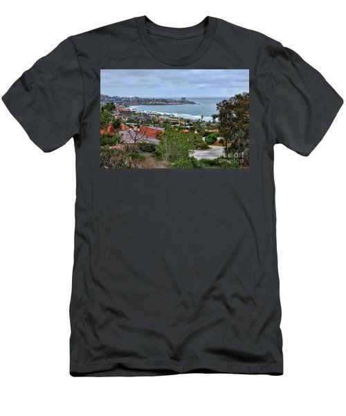 La Jolla Shoreline Men's T-Shirt (Athletic Fit)
