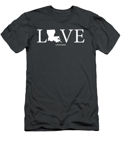 La Love Men's T-Shirt (Slim Fit) by Nancy Ingersoll