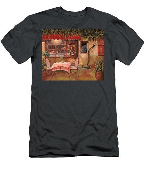 La Palette Men's T-Shirt (Athletic Fit)