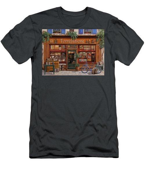 La Torrefazione Men's T-Shirt (Athletic Fit)