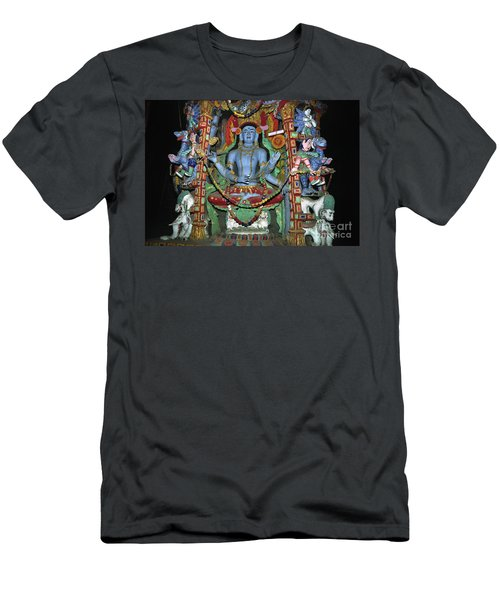 Men's T-Shirt (Slim Fit) featuring the photograph Ladakh_27-5 by Craig Lovell