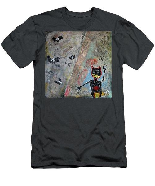 Ladies And Gentlement, The Devil Men's T-Shirt (Athletic Fit)