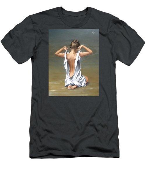 Lady Men's T-Shirt (Athletic Fit)