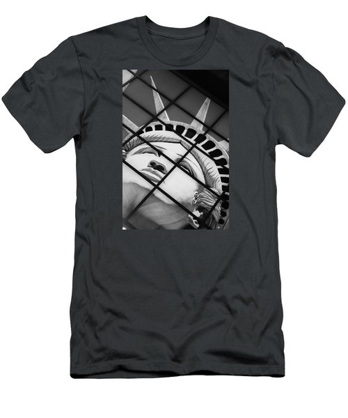 Lady Of The House Men's T-Shirt (Slim Fit) by Bobby Villapando