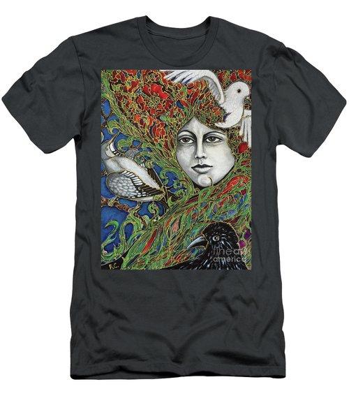 Ladybird Men's T-Shirt (Athletic Fit)