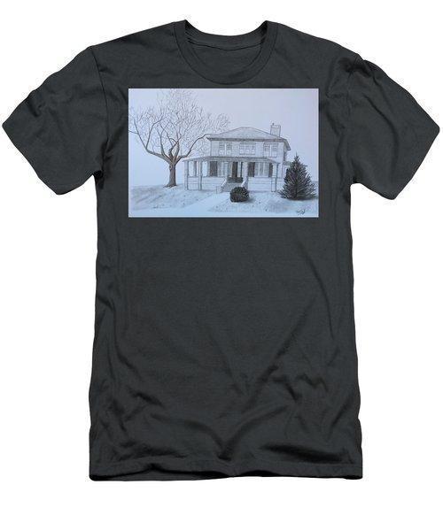 Lady's 1950 Men's T-Shirt (Slim Fit)