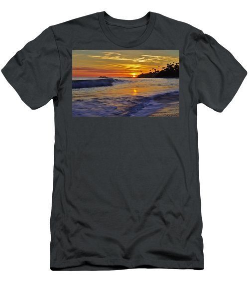 Laguna's Last Light Men's T-Shirt (Slim Fit) by Matt Helm
