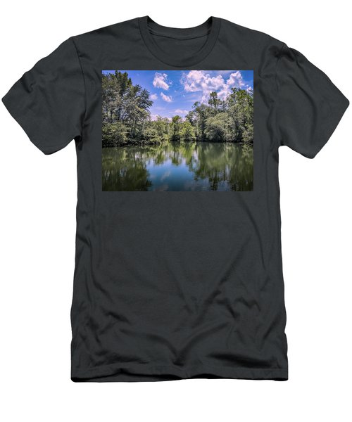 Lake Cove Men's T-Shirt (Athletic Fit)