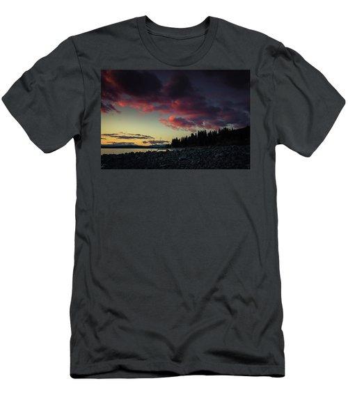 Lake Dreams Men's T-Shirt (Athletic Fit)