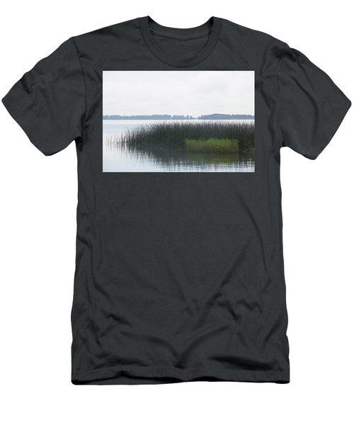 Lake Grasses Men's T-Shirt (Athletic Fit)