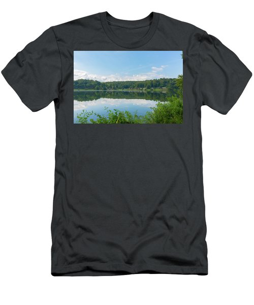 Lake Junaluska #3 September 9 2016 Men's T-Shirt (Athletic Fit)