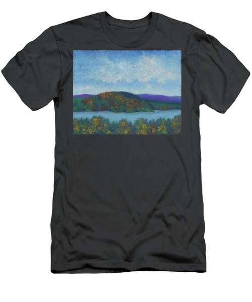 Lake Mahkeenac Men's T-Shirt (Athletic Fit)