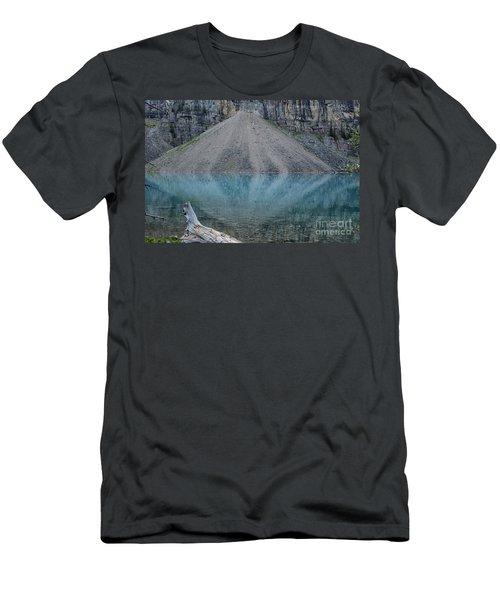 Lake Maligne Men's T-Shirt (Athletic Fit)