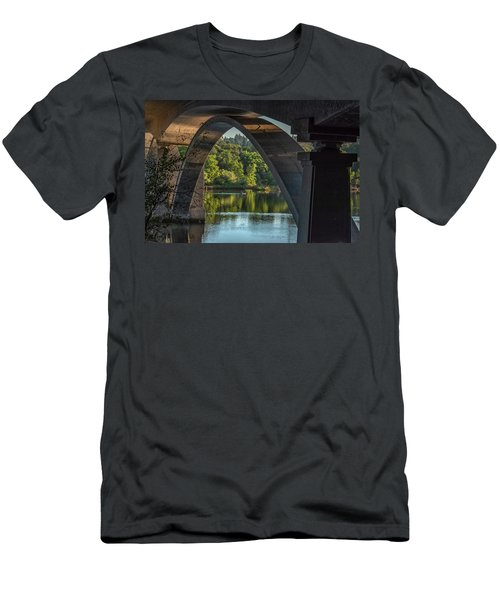 Lake Natoma Arch Men's T-Shirt (Athletic Fit)