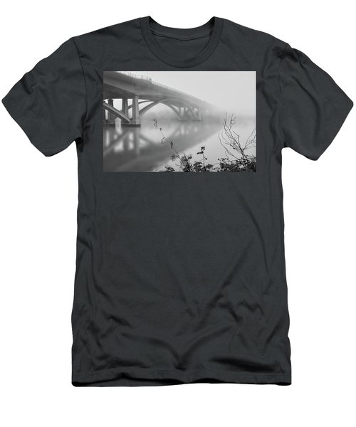 Lake Natoma Crossing Men's T-Shirt (Athletic Fit)