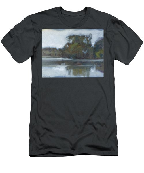 Lake Of The Isles Men's T-Shirt (Athletic Fit)
