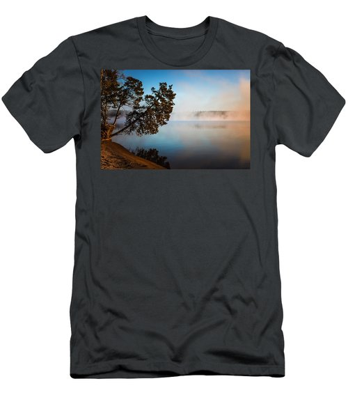 Lake Wateree Men's T-Shirt (Athletic Fit)